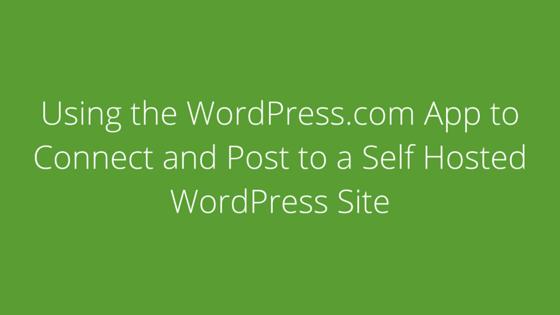 wordpress.com desktop app tutorial