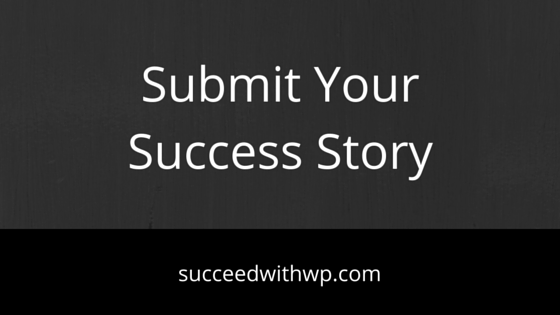 SucceedWithWP Interview Submission