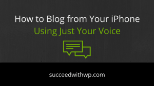 How-to-Blog-from-iPhone-WordPress